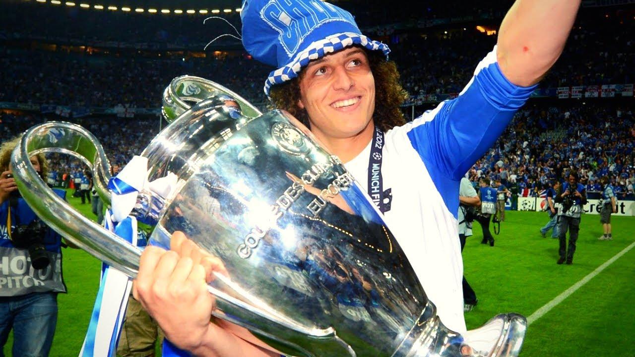 Chelsea owner Roman Abramovich told David Luiz: