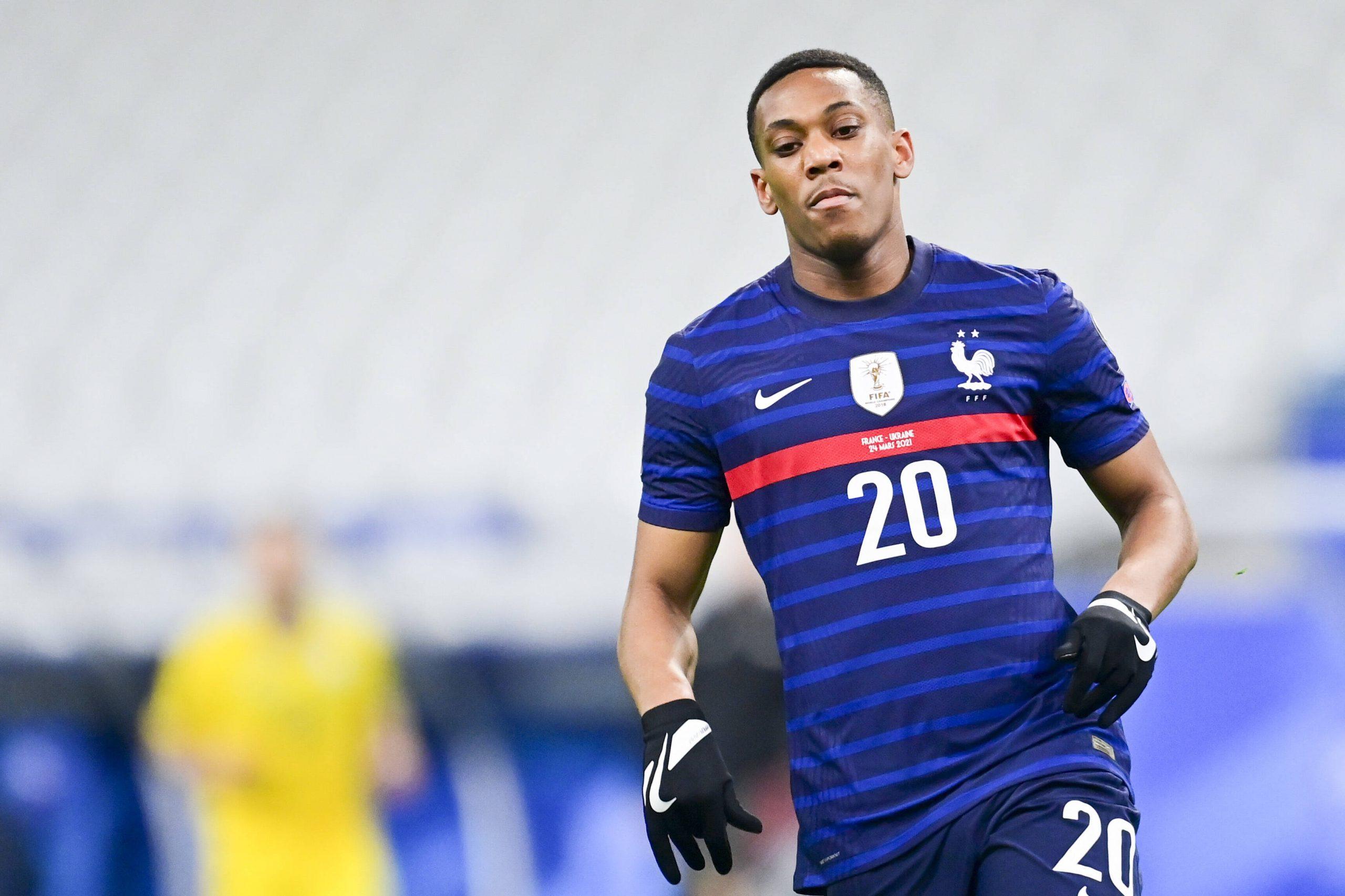 French press react to Anthony Martial's performance v Ukraine - Bóng Đá