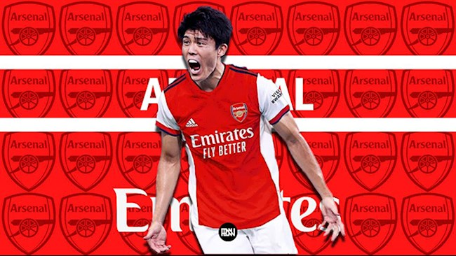 Mikel Arteta explains why Arsenal have signed Takehiro Tomiyasu - Bóng Đá