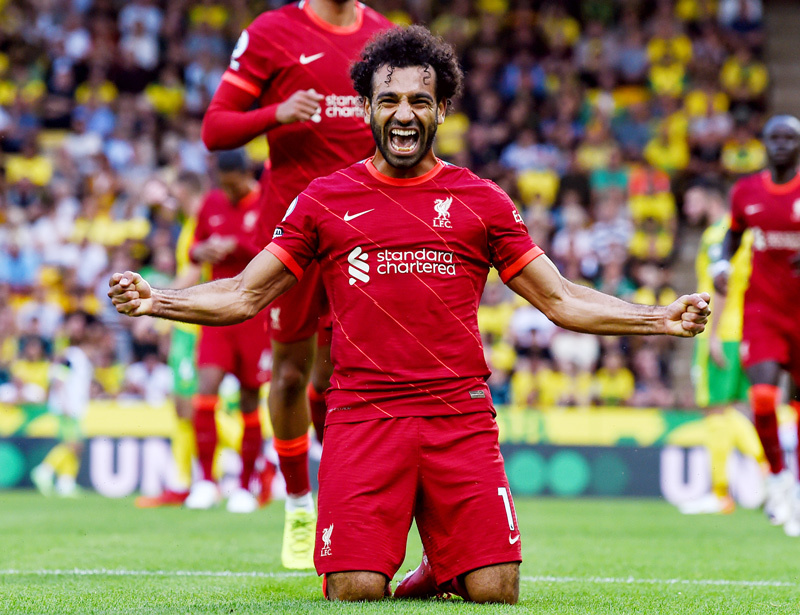 Mo Salah 'deserves' to be one of the best-paid players in the Premier League, insists Jamie Carragher - Bóng Đá