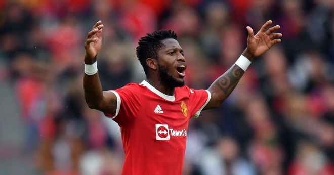 Fred explains how Manchester United are trying to improve their midfield - Bóng Đá