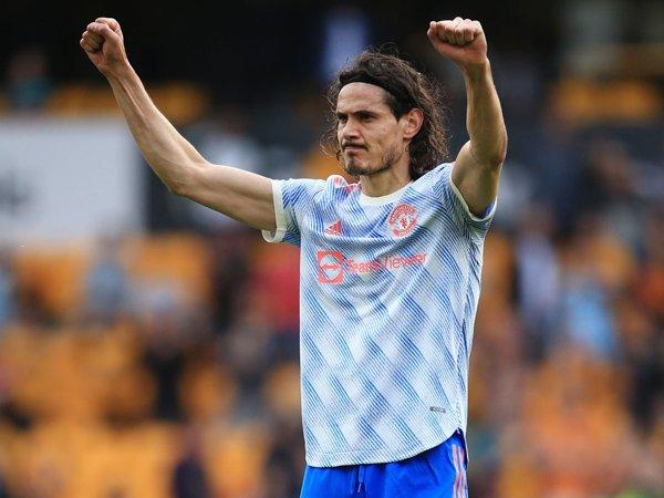 Edinson Cavani value to Man Utd laid bare as unique training ground relationship emerges - Bóng Đá