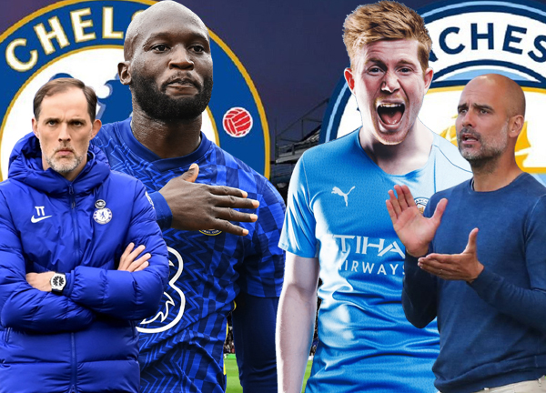 'Too strong here': Michael Owen predicts the winner of Chelsea FC v Man City - Bóng Đá