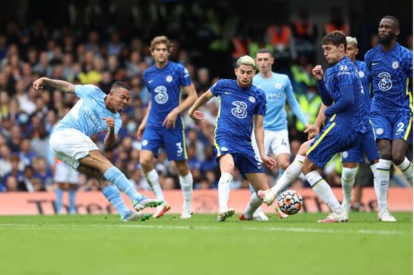 TRỰC TIẾP Chelsea 0-1 Man City: Gabriel Jesus mở điểm (H2) - Bóng Đá