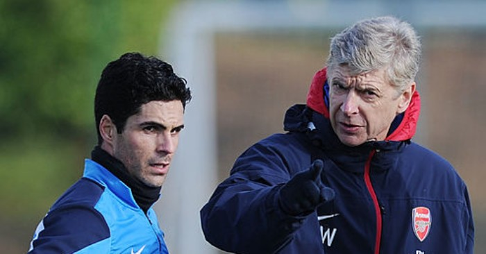 Bold Arsene Wenger claim made about Mikel Arteta after Arsenal's win over Tottenham - Bóng Đá