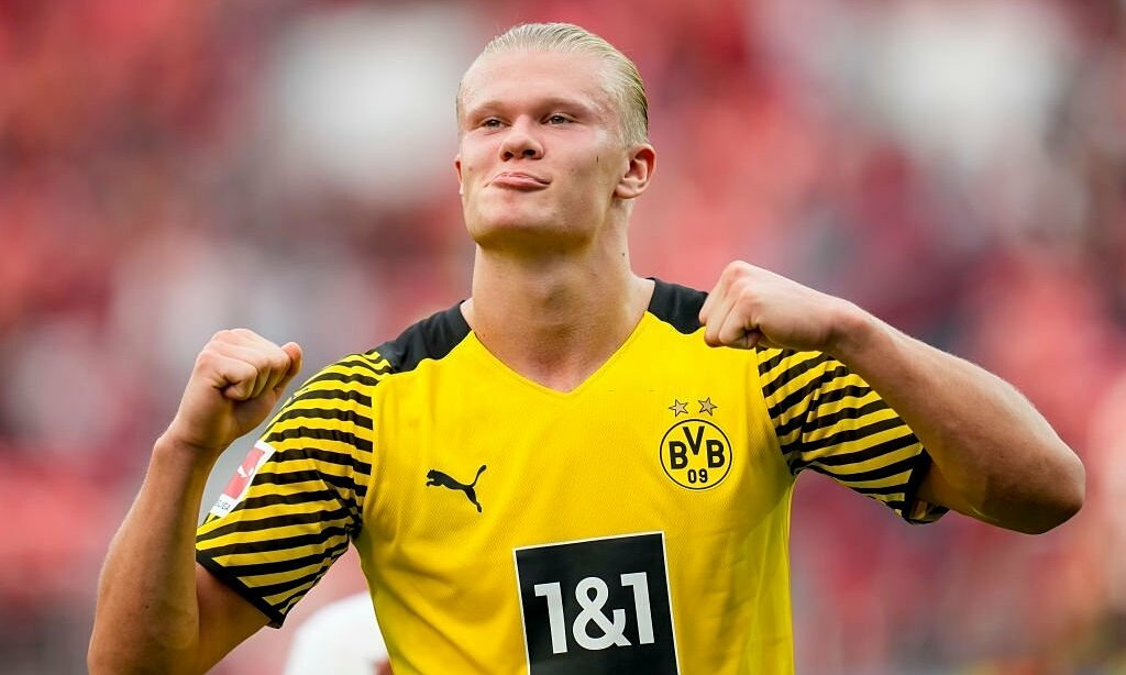 Borussia Dortmind chief reveals Erling Haaland's Real Madrid interest - Bóng Đá