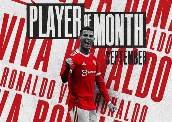 CHÍNH THỨC! Man Utd công bố cầu thủ hay nhất tháng 9