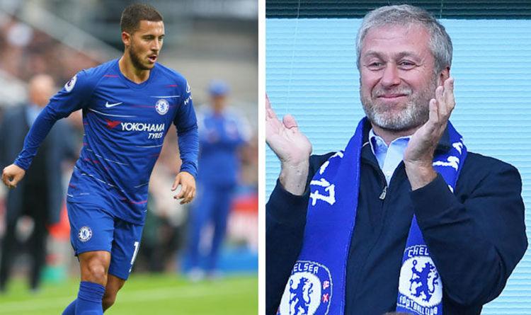 Roman Abramovich has already made his feelings clear about Eden Hazard's Chelsea return - Bóng Đá