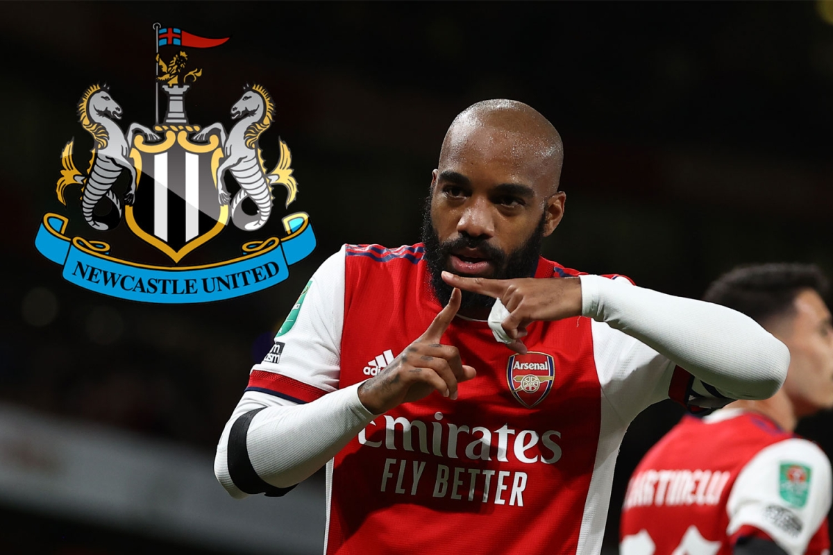 Newcastle 'considering transfer raid on Arsenal' after links to four Man Utd stars - Bóng Đá