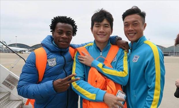 Kitchee SC quyết đánh bại Hà Nội T&T ngay tại Hàng Đẫy