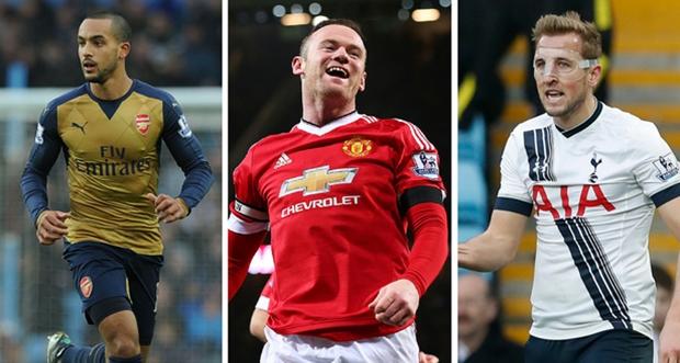 Hàng công đội tuyển Anh: Ai lĩnh ấn tiên phong?
