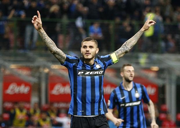 Inter dẹp tan mộng vương của Napoli bằng chiến thắng thuyết phục