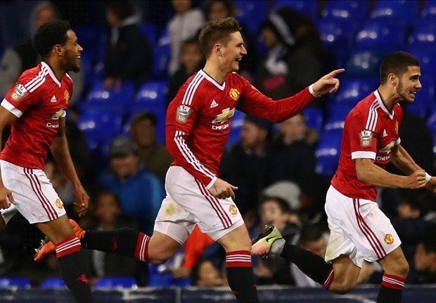 Man United vô địch giải U21 Premier League. Ảnh: Internet.