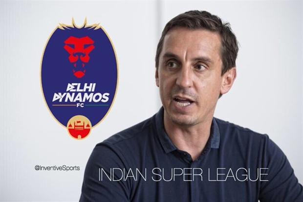 Gary Neville đang âm thầm đàm phán với một đội bóng tại Ấn Độ. Ảnh: Internet.