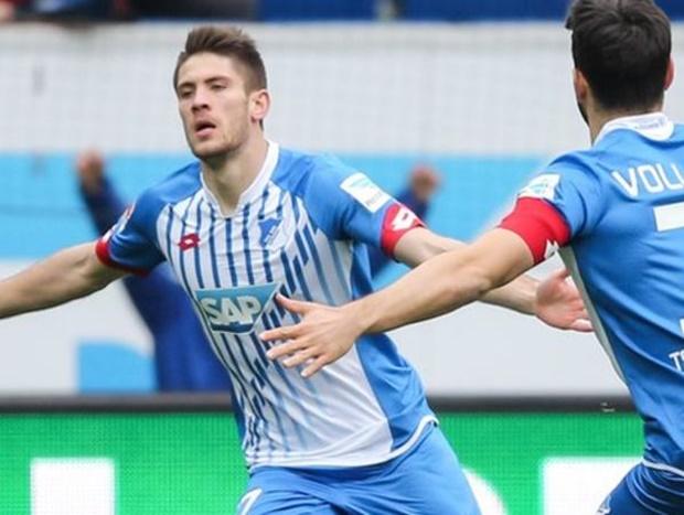 Kramaric rời Leicester City. Ảnh: Internet.
