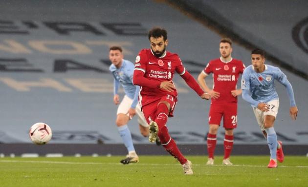 Chấm điểm màn trình diễn của các cầu thủ Liverpool trước Man City: Đội trưởng tỏa sáng - Bóng Đá