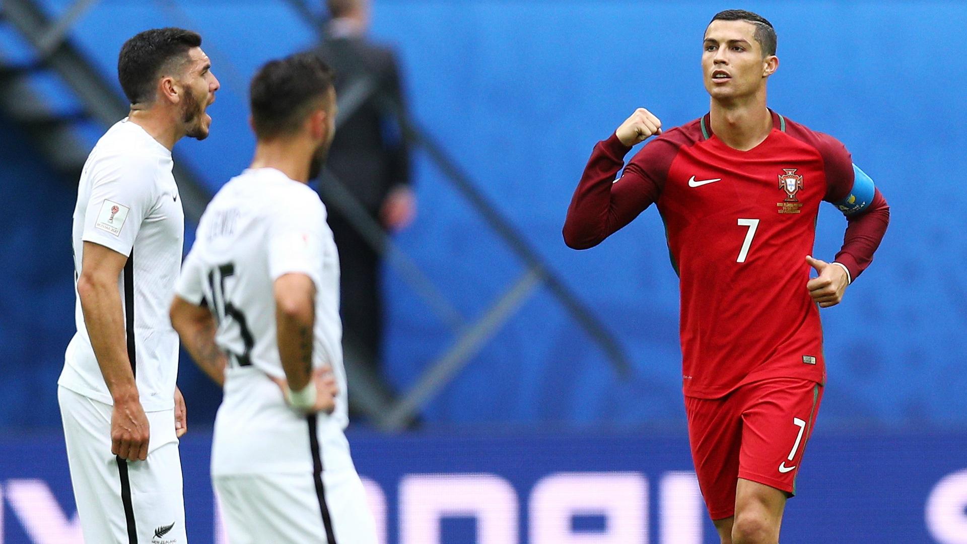 Đội hình hay nhất vòng bảng Confeds Cup 2017: Ngả mũ trước Ronaldo - Bóng Đá
