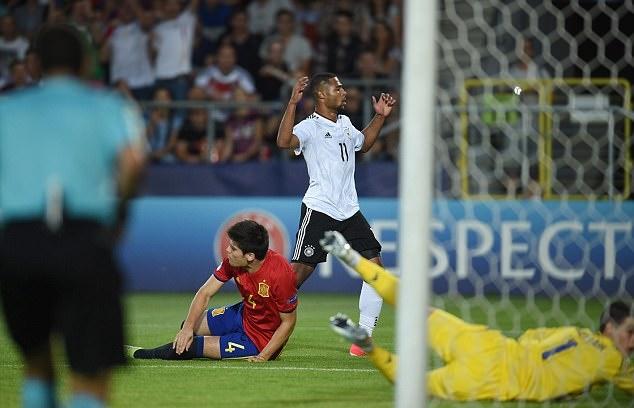 Cựu sao Arsenal tỏa sáng, U21 Đức hạ gục U21 Tây Ban Nha - Bóng Đá