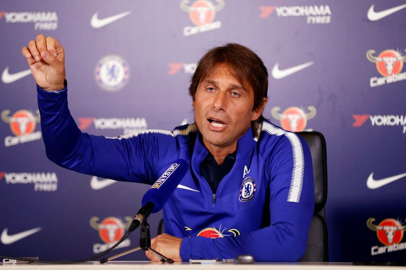 HLV Conte: 'Chelsea không thể vô địch với 11 cầu thủ' - Bóng Đá
