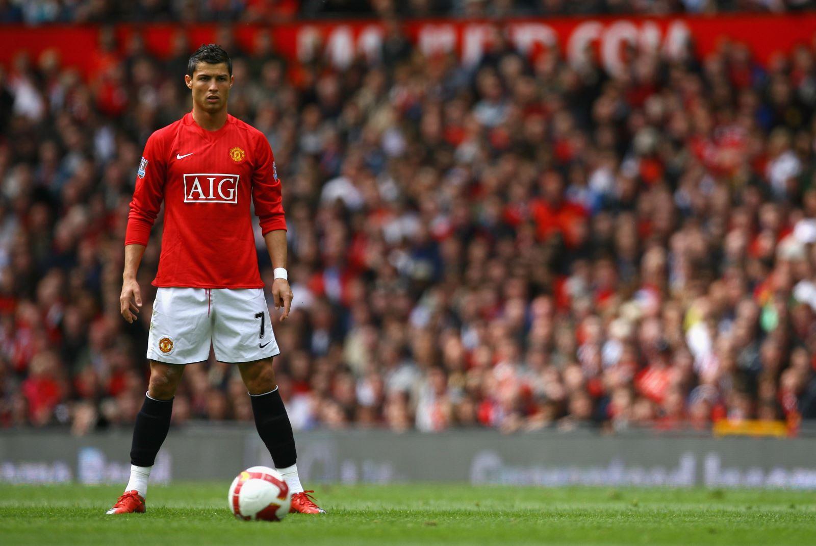 Đoạt QBV, Ronaldo không quên Man Utd - Bóng Đá