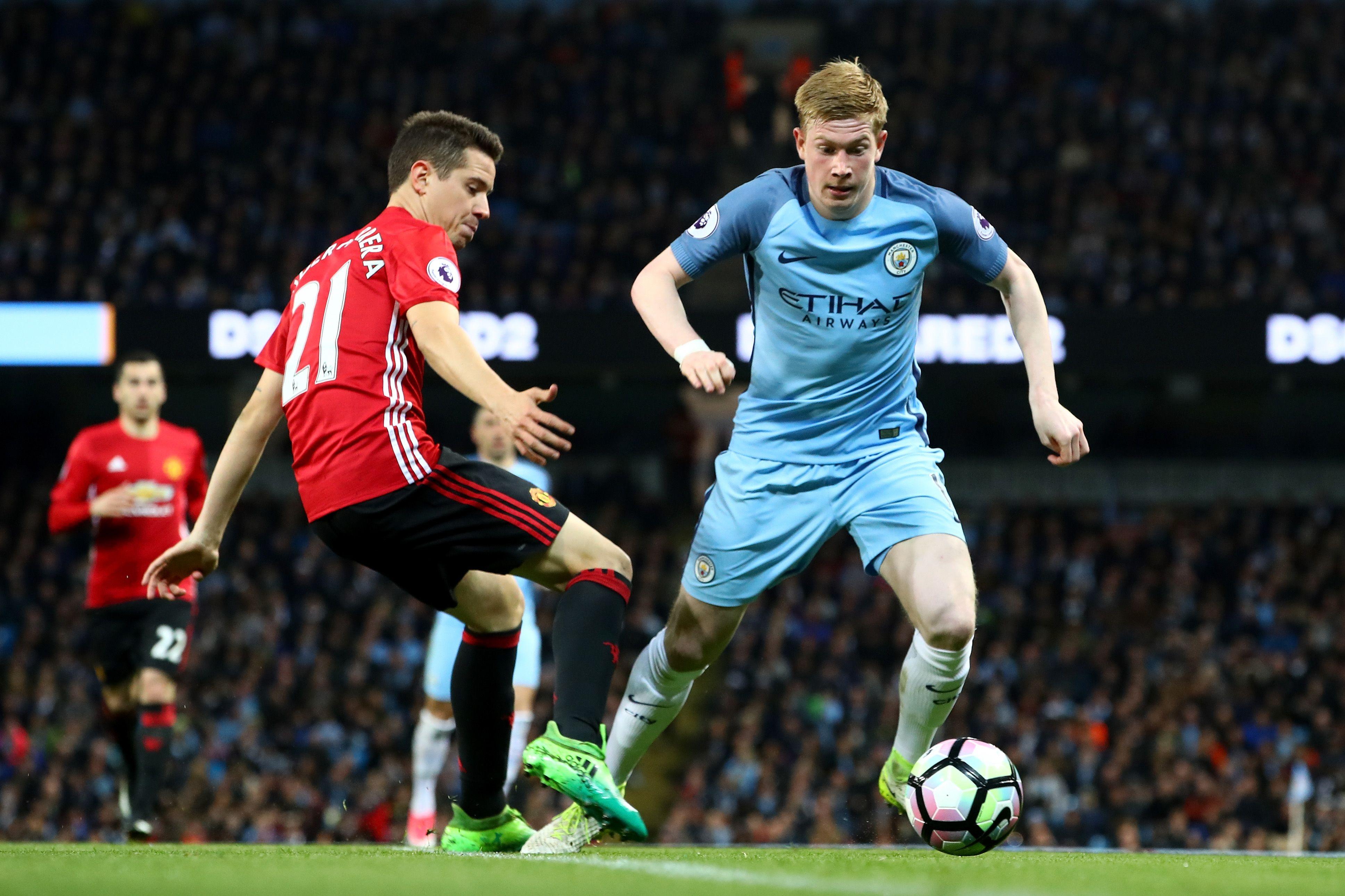 5 điểm nóng derby Manchester: Ai cản được De Bruyne? - Bóng Đá