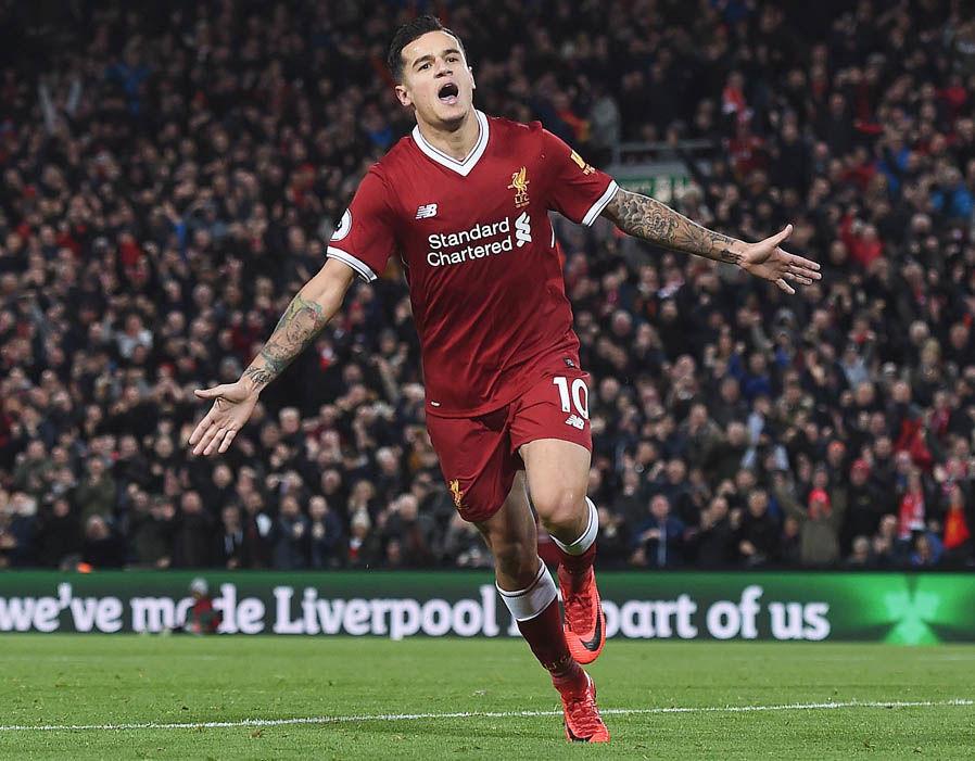 Liverpool chiếm 9/11 vị trí ở ĐH kết hợp với Everton - Bóng Đá