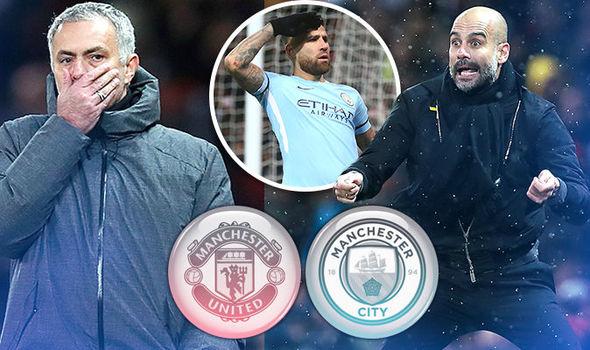 Thắng derby, Guardiola được dịp lên mặt với Mourinho - Bóng Đá