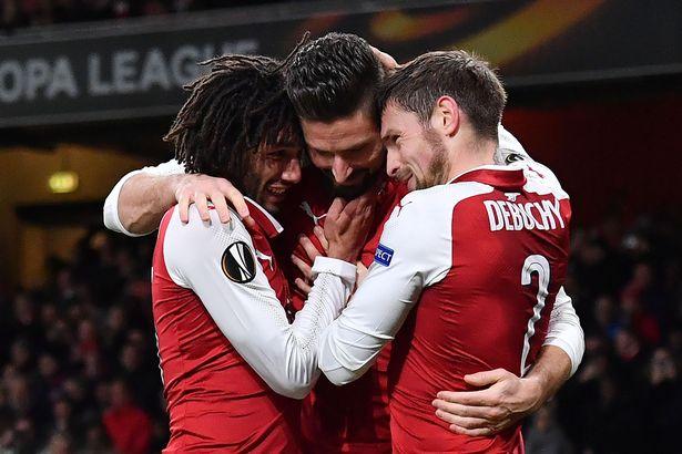 Bốc thăm vòng 32 đội Europa League: Arsenal dễ thở, ngựa ô gặp khó - Bóng Đá