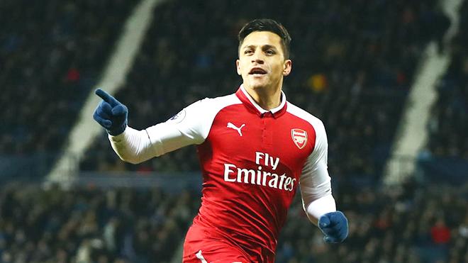 Tới M.U, Sanchez hưởng lương cao kỷ lục - Bóng Đá