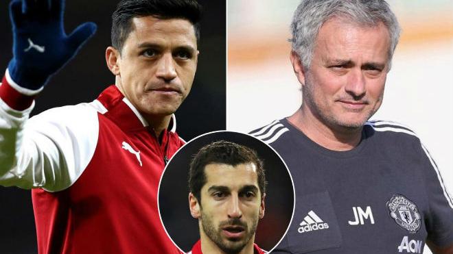 NÓNG: Mourinho ngấm ngầm xác nhận M.U nổ bom tấn Sanchez - Bóng Đá