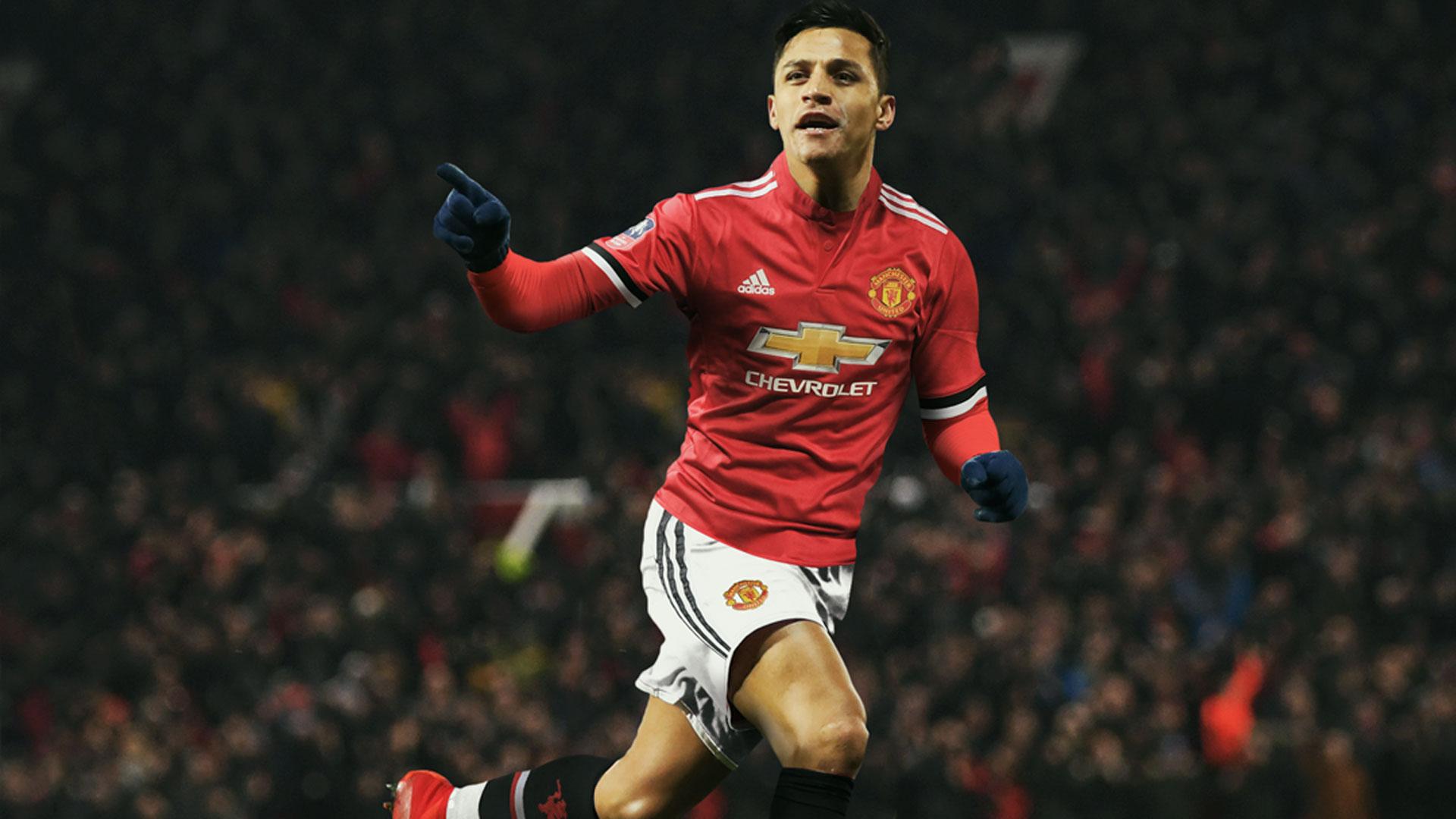 Alexis Sanchez CHÍNH THỨC gia nhập Man United - Bóng Đá