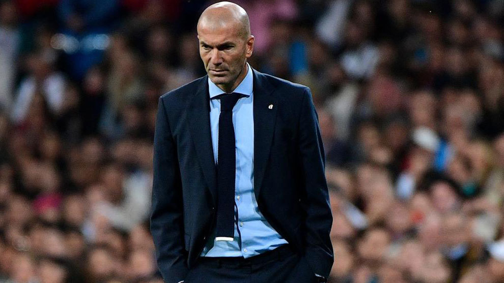 Ấn định thời điểm Real Madrid sa thải Zidane - Bóng Đá
