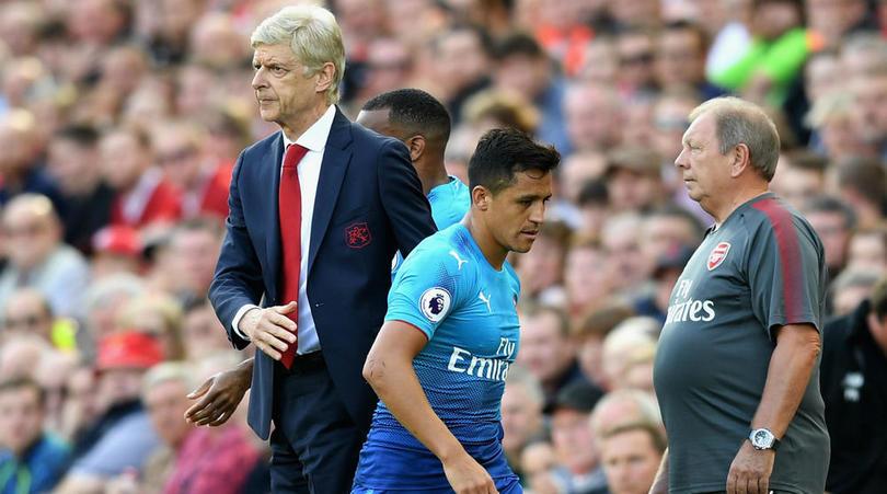 Wenger: Sanchez khiến nội bộ Arsenal rối loạn - Bóng Đá
