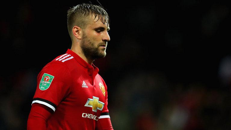 Xong tương lai Luke Shaw ở Man Utd - Bóng Đá