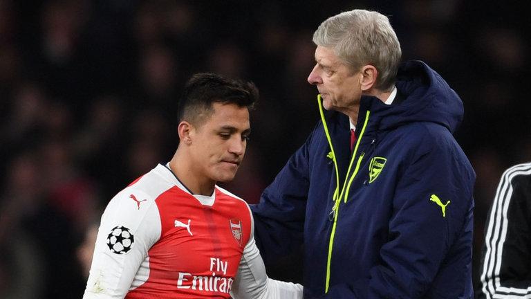 Wenger làm rõ chuyện Sanchez không dốc sức vì Arsenal - Bóng Đá