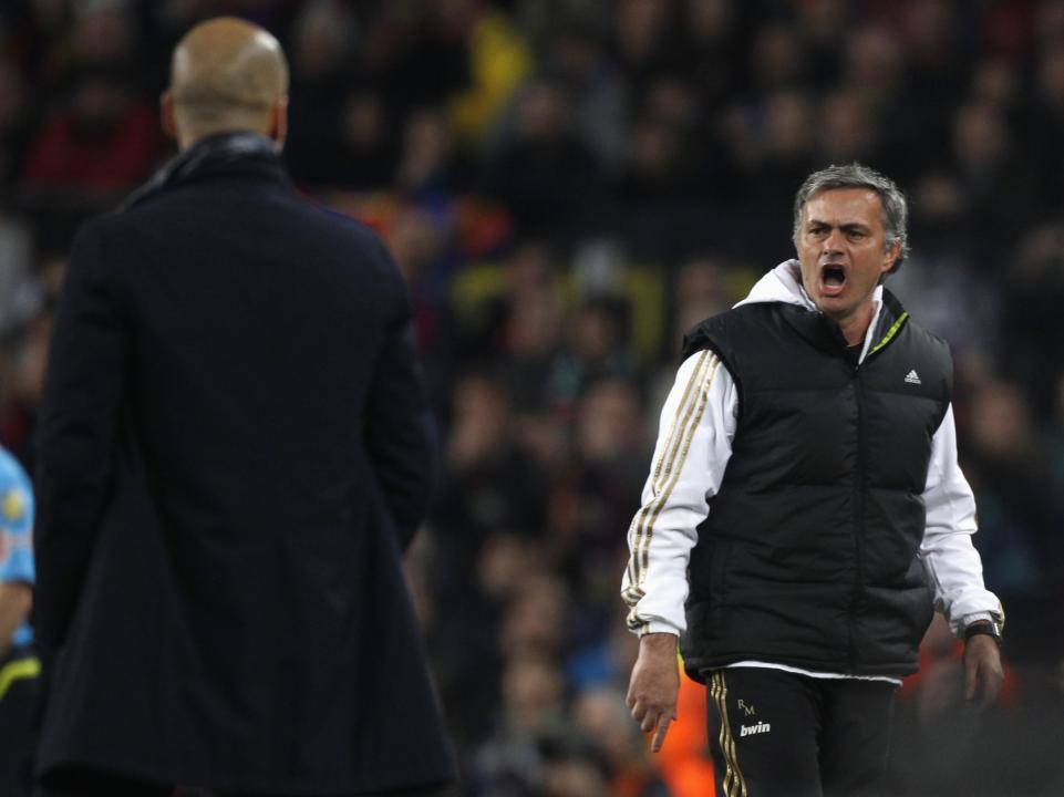 Chán Conte, Mourinho quay sang chọc ngoáy Guardiola - Bóng Đá