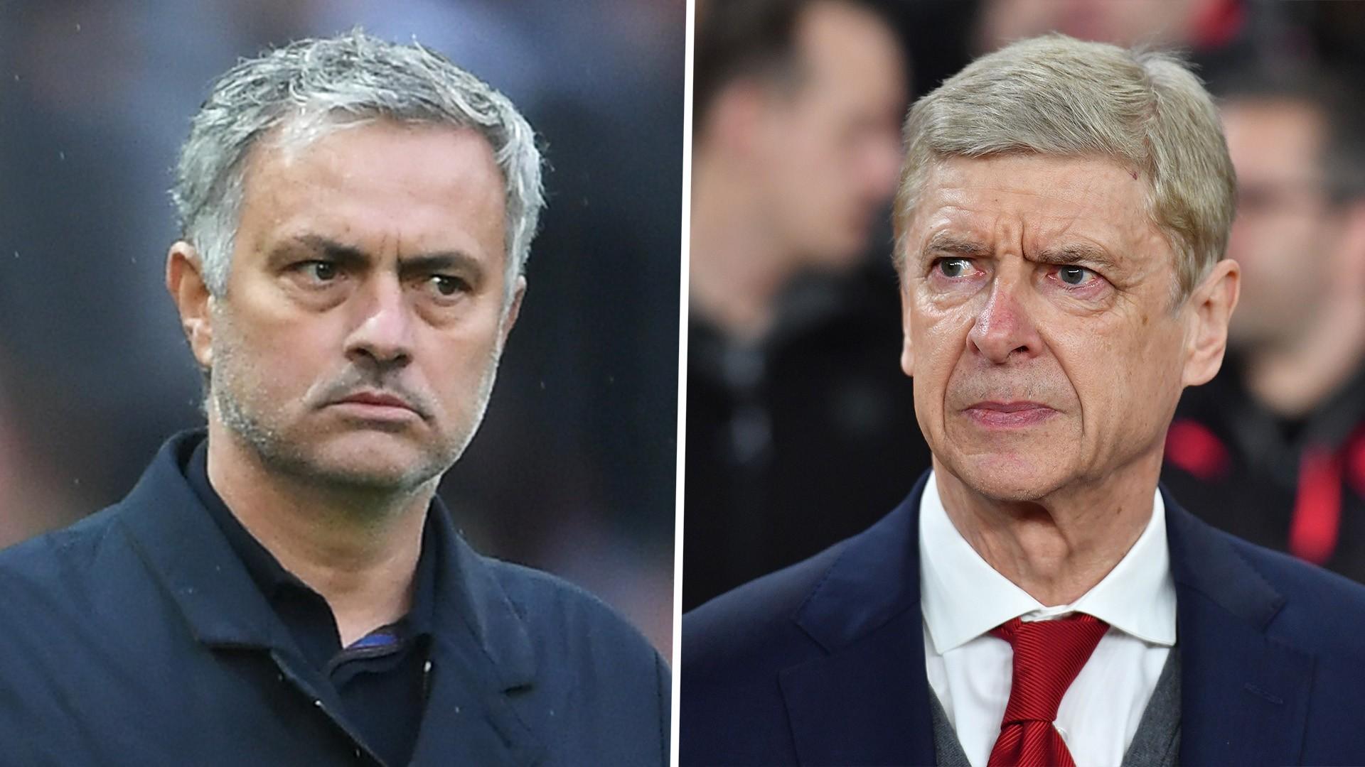 Mourinho đang tự biến mình thành một Wenger ở Man Utd - Bóng Đá