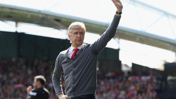 Wenger phá vỡ sự km lặng về tương lai - Bóng Đá