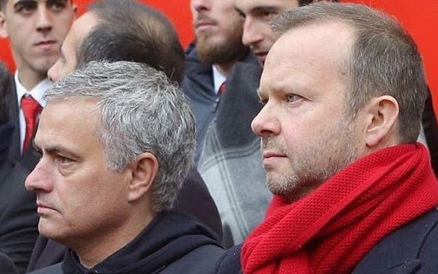 Vì Martial, Mourinho gây sự với Woodward - Bóng Đá