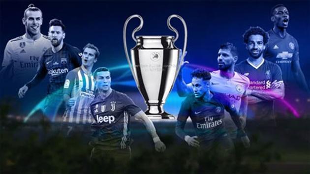 BỐC THĂM vòng bảng Champions League 2018/19 - Bóng Đá
