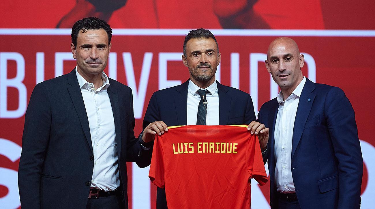Tây Ban Nha triệu tập đội hình - Bóng Đá