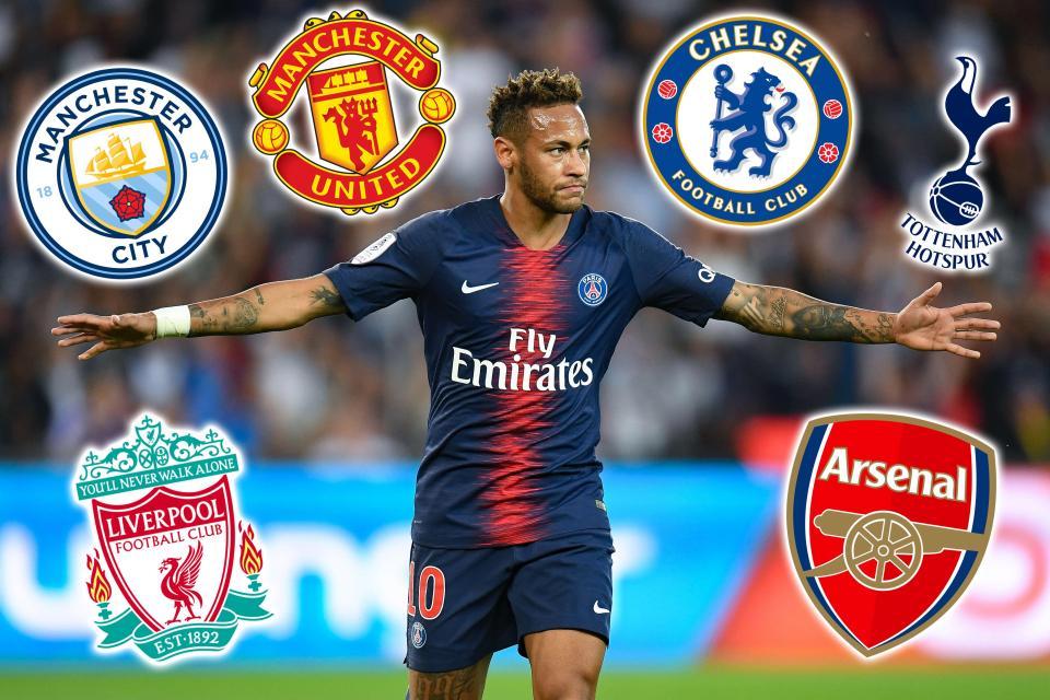 Neymar chọn CLB này vô địch Premier League, loại Liverpool khỏi Top 4 - Bóng Đá