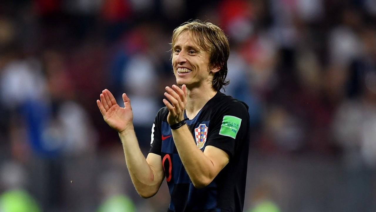 Luka Modric đã ở rất gần Man City - Bóng Đá