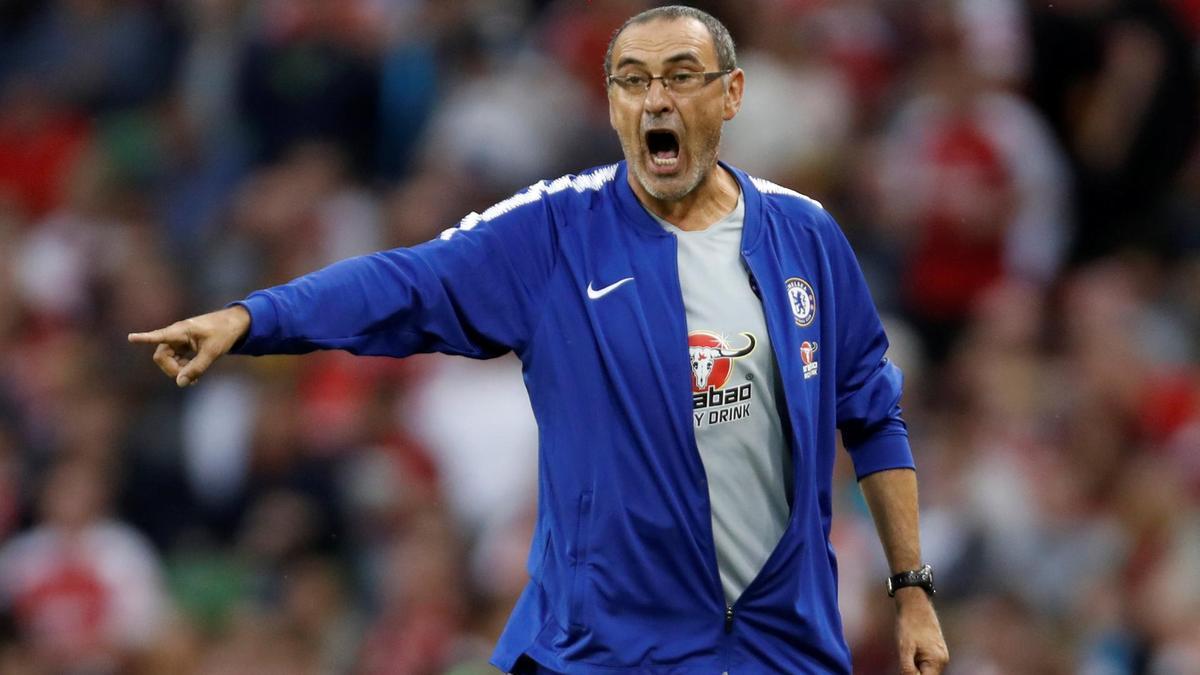 HLV Sarri nói lời khiến CĐV Chelsea buồn lòng - Bóng Đá