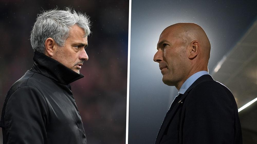 5 điều Mourinho cần làm ngay và luôn để ngăn Zidane tới Man Utd - Bóng Đá