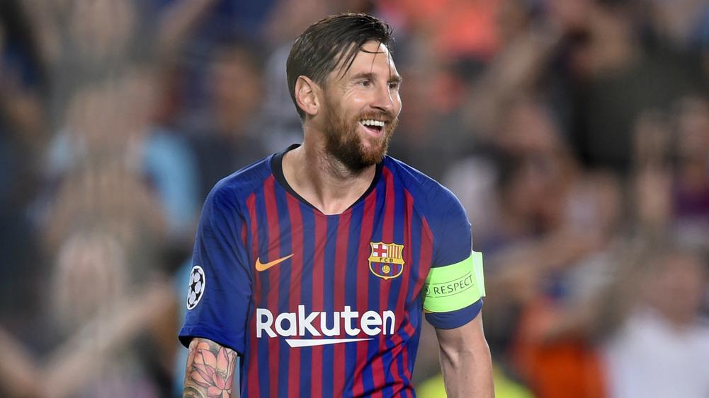 ĐHTB lượt trận thứ nhất vòng bảng Champions League: Pogba sát cánh Messi! - Bóng Đá