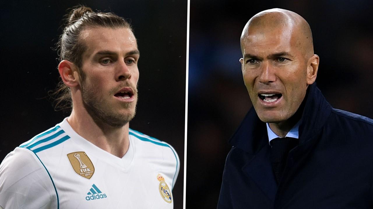 VẠCH TRẦN: Mối quan hệ không ngờ giữa Zidane và Bale! - Bóng Đá