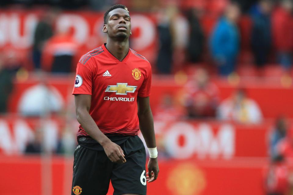 'Thuốc độc' Pogba đang hủy hoại Man Utd? - Bóng Đá