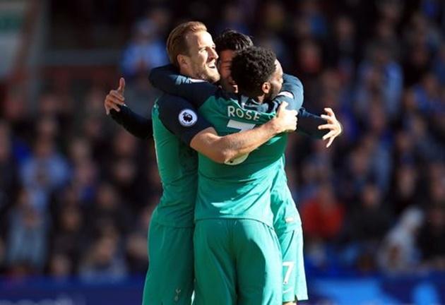 Harry Kane lên đồng, Tottenham thắng hủy diệt trên sân khách - Bóng Đá