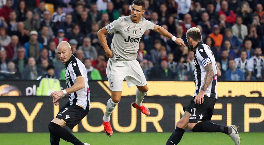 Ronaldo và hiệu ứng cực lớn tạo ra tại Juventus - Bóng Đá